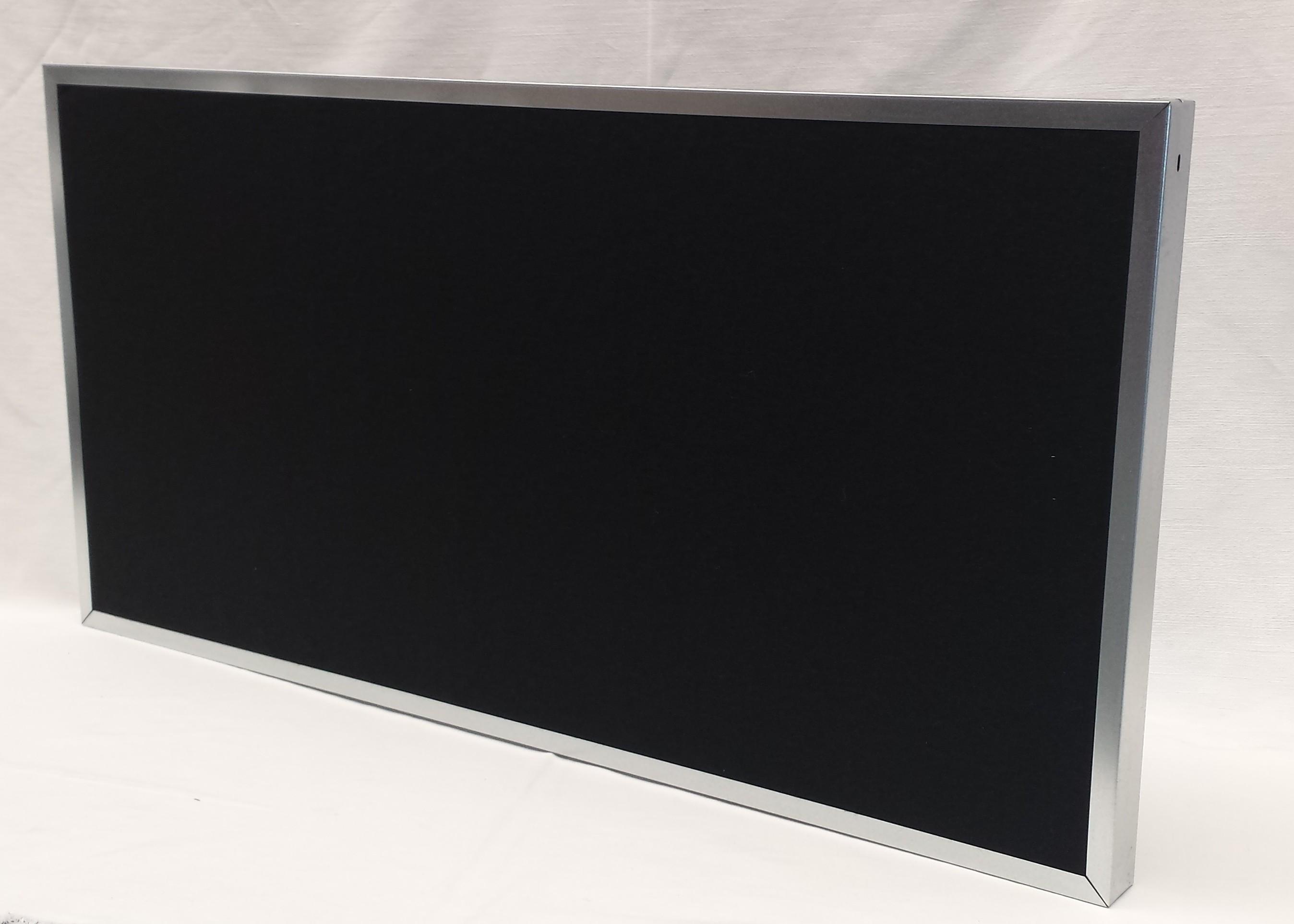 assemblage baffle zwart